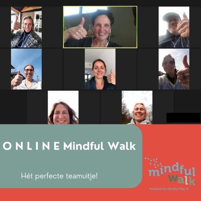 Online Mindful Walk